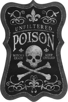 Wednesday Addams Poison Bottle Label Google Search Halloween Labels Printable Halloween Potions Halloween Labels
