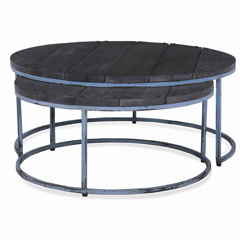 Paddington Nesting Coffee Table Round Coffee Table Nesting Coffee Tables Coffee Table