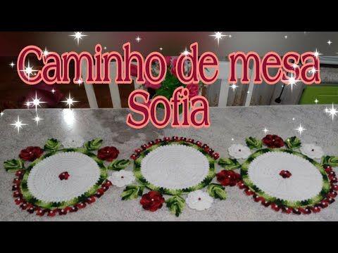 Caminho de mesa Sofia�