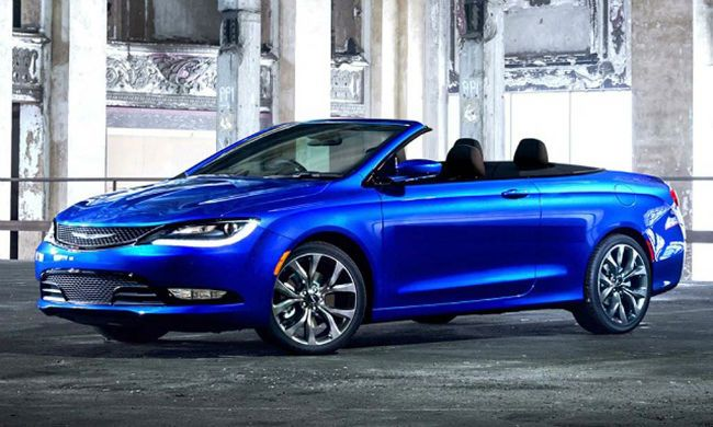 2018 Chrysler 200 Is The Featured Model Convertible Image Added In Car Pictures Category By Author On Jan 4 2017