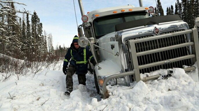 Pin on HIGHWAY THROUGH HELL/ICE ROAD TRUCKERS
