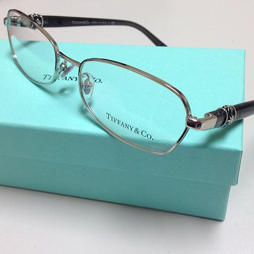 47b5002841d9 New for 2013 - Tiffany   Co. Eyeglasses and Sunglasses. This is TF 1074b  color 6071 silver Just bought them