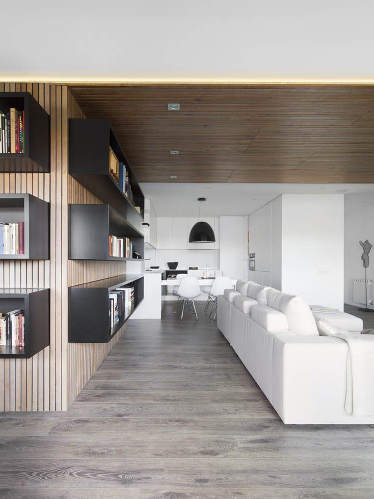 Susanna Cots Designs An Apartment Interior For