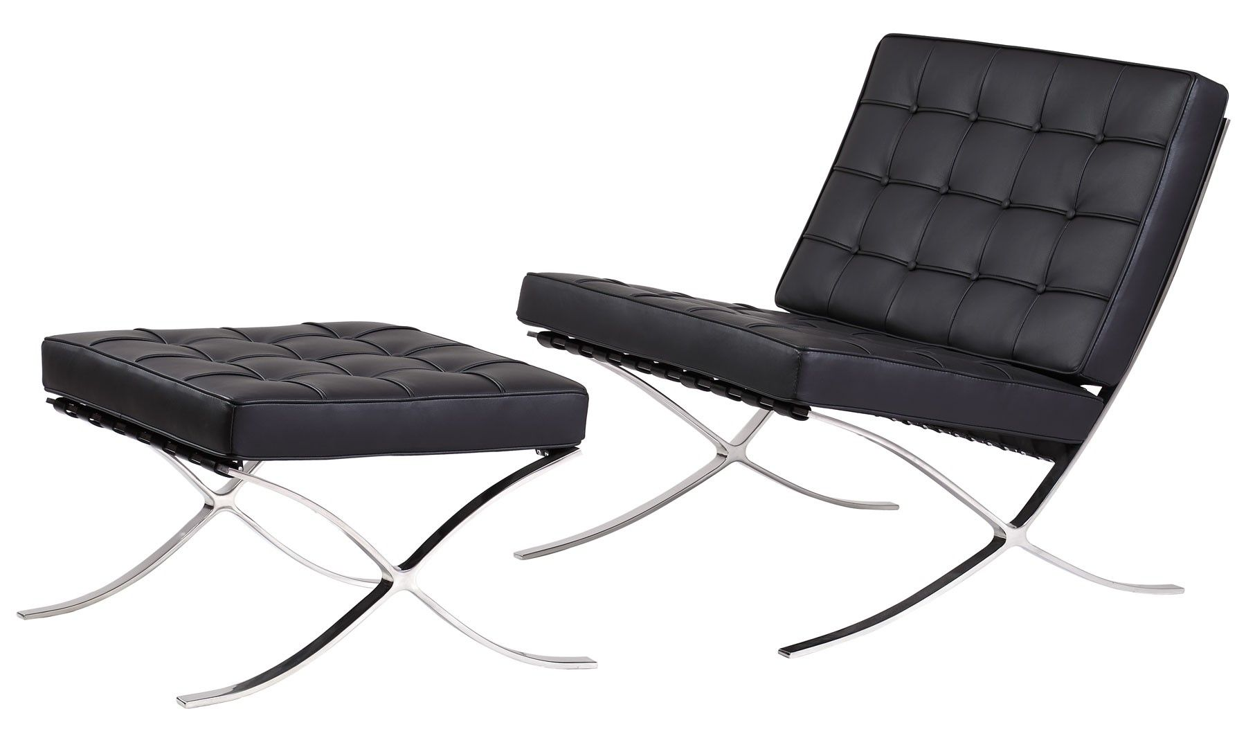 Barcelona Chair On Wall By Tv Barcelona Chair Chair Buy Chair
