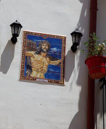 Semana Santa de Alicante. Barrio de Santa Cruz