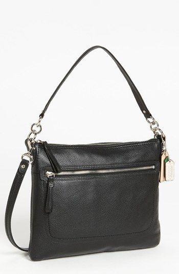 COACH 'Poppy - Perri Hippie' Leather Crossbody Bag, Medium available at  #Nordstrom