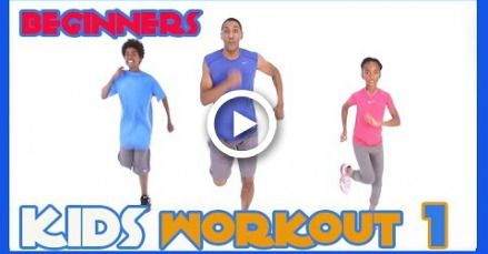 Kids workout 1 Beginners #fitness