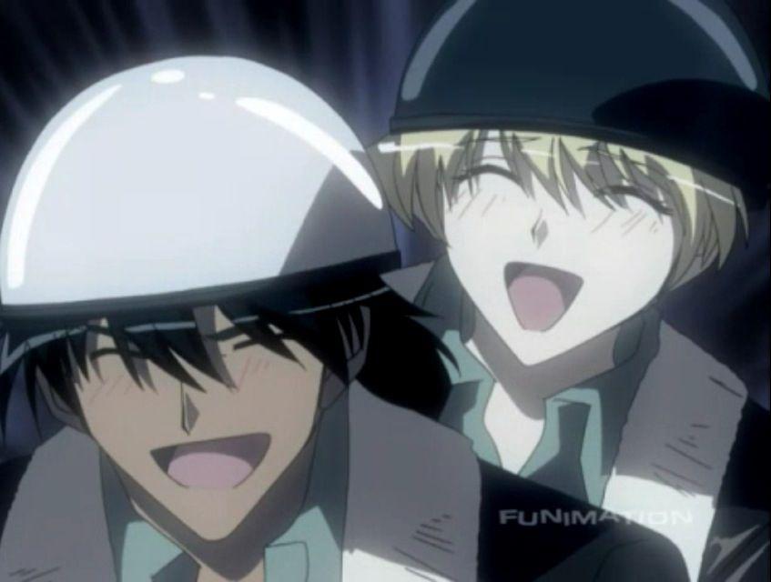 School Rumble Harima And Eri