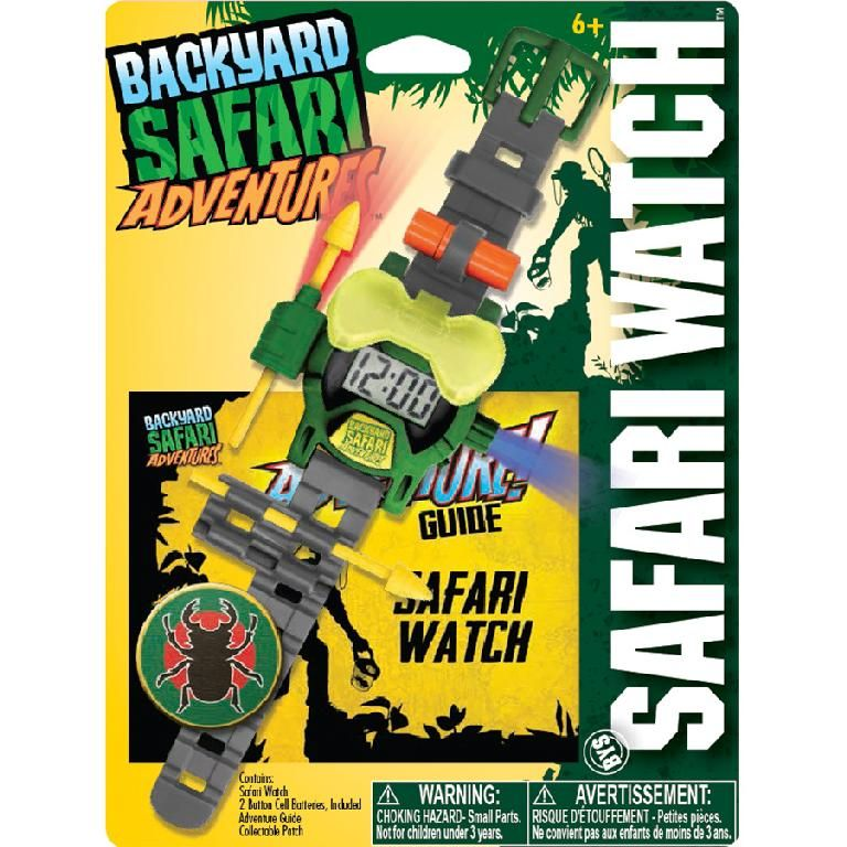 Safari Watch   Backyard Safari Adventure   Www.insectgiftshop.com