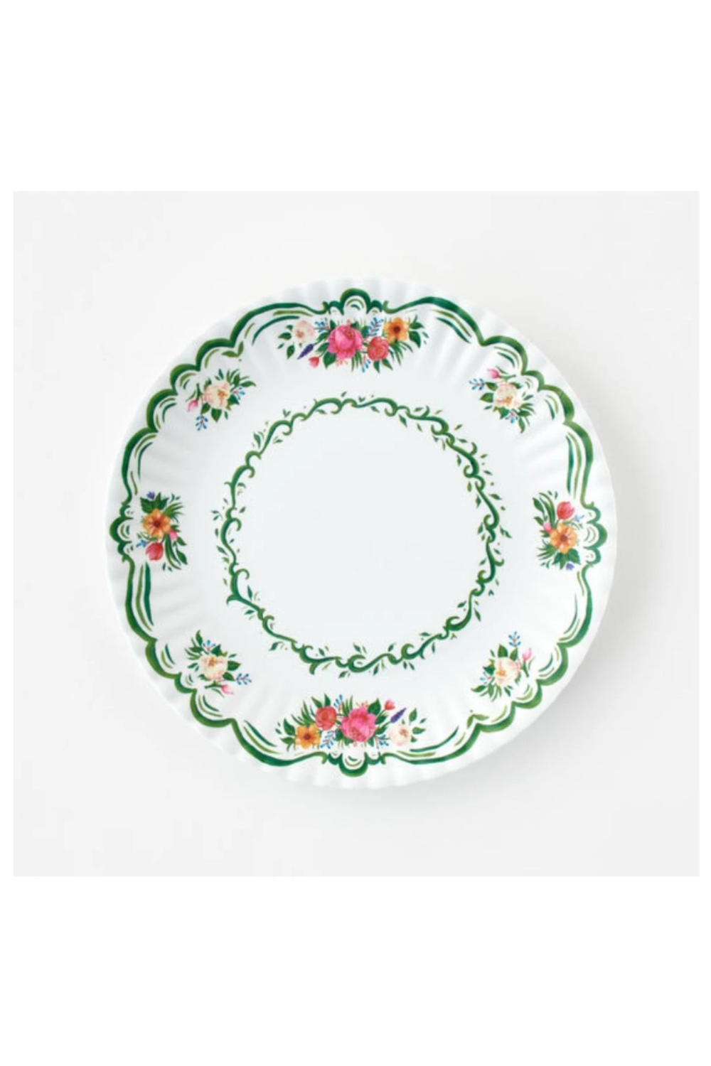 Garden Melamine Paper Plate Melamine Plate Dishwasher Safe 11 Inch Diameter Sold Individually Expected Ship 1 27 21 In 2021 Paper Plates Plates Melamine