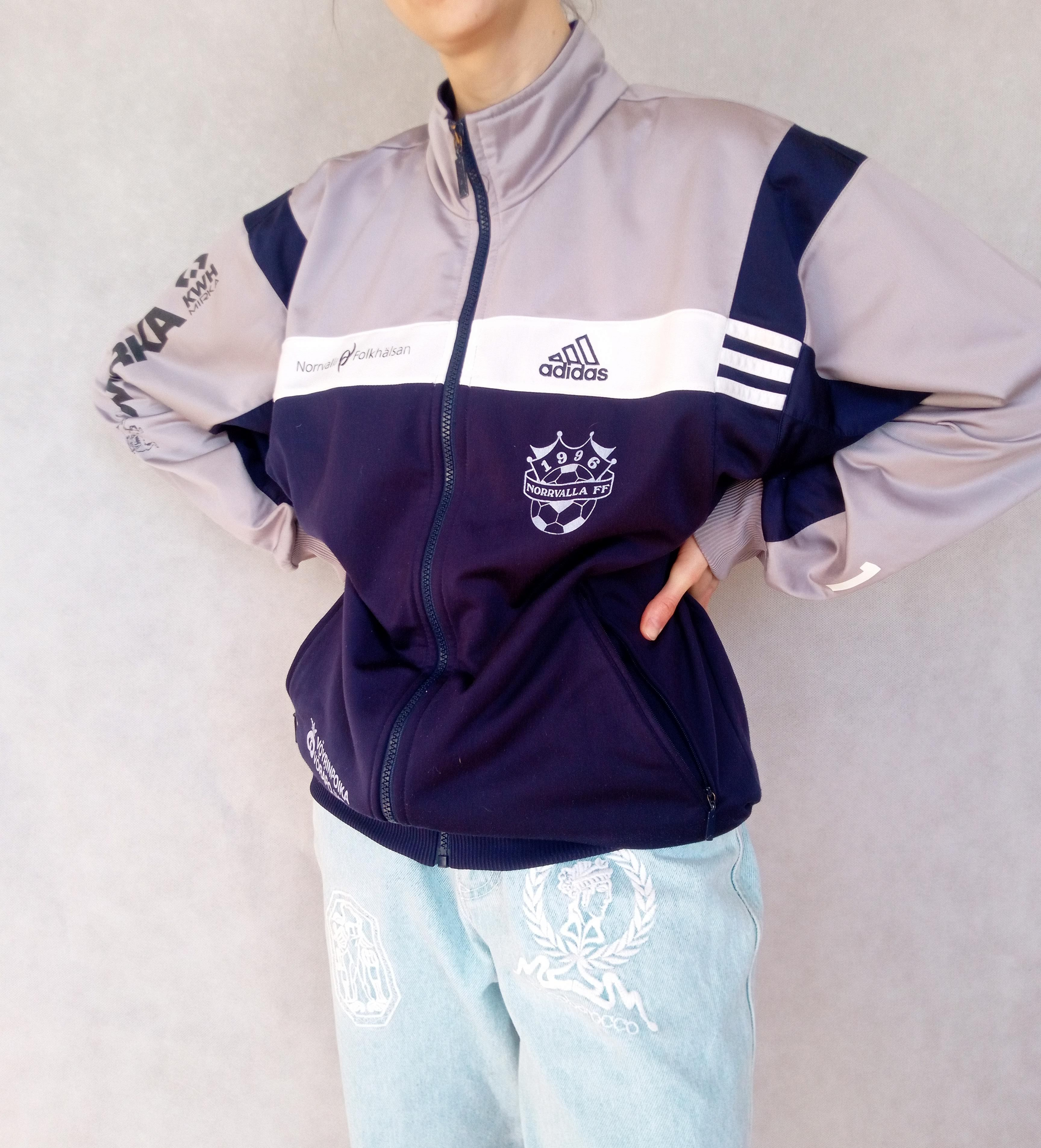 Vintage Adidas Pullover Navy Blue Adidas Hoodie Large Womens Sweats Retro Adidas Sweater 90s Adidas Sweatshirt 3 Stripe Jumper Adidas Pullover Adidas Sweater Blue Adidas [ 3811 x 3456 Pixel ]