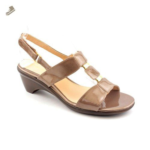 Easy Spirit Oliana Womens Size 8.5 Bronze Dress Sandals Shoes New/Display - Easy spirit mules and clogs for women (*Amazon Partner-Link)