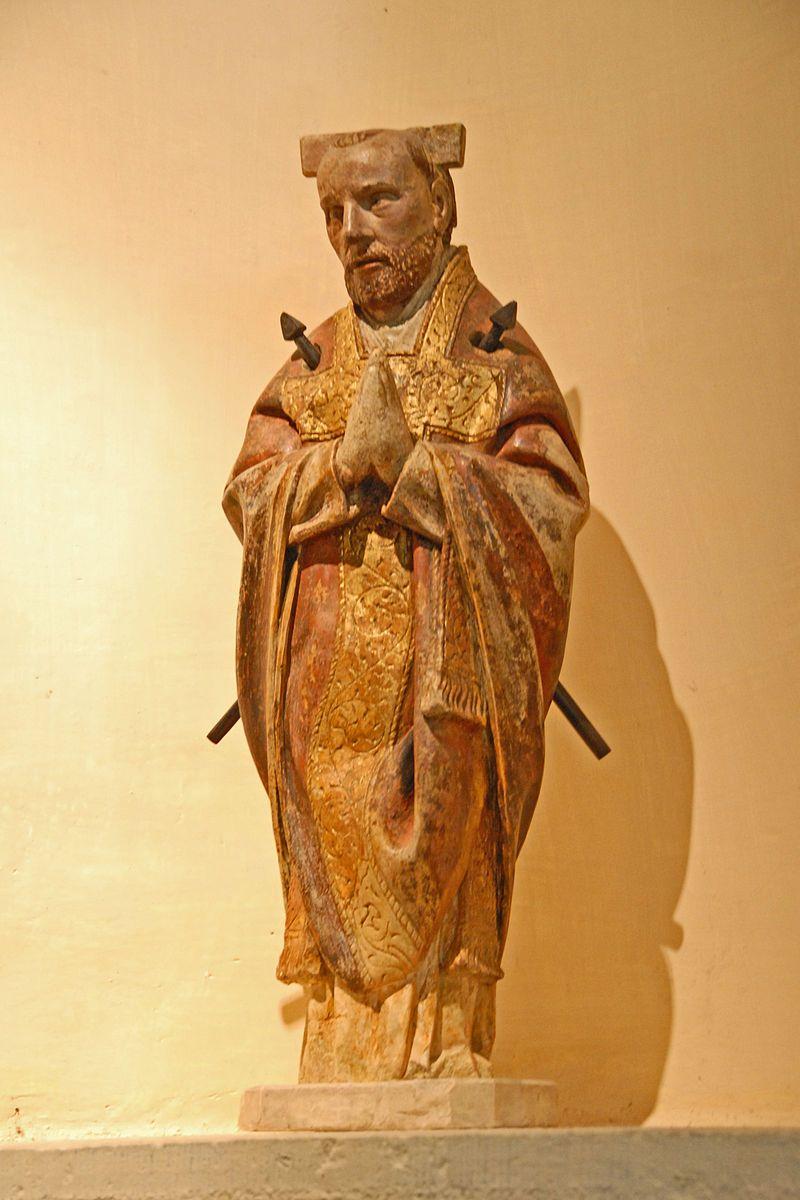 F09.St-Bénigne.Dijion.0098 - Kathedrale von Dijon – Wikipedia — Foto Jochen Jahnke