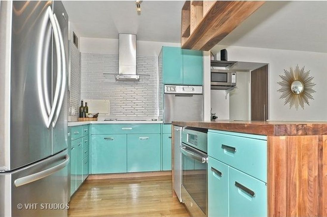 44 Stunning Robins Egg Blue Kitchen Ideas Best For Your ...