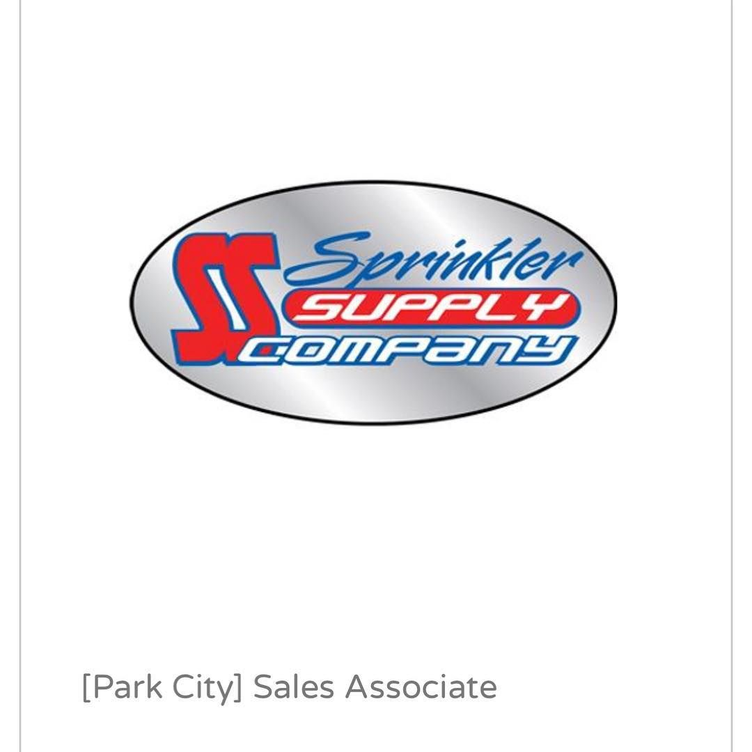 Featured Job Sales Associate At Sprinkler Supply Company  Job