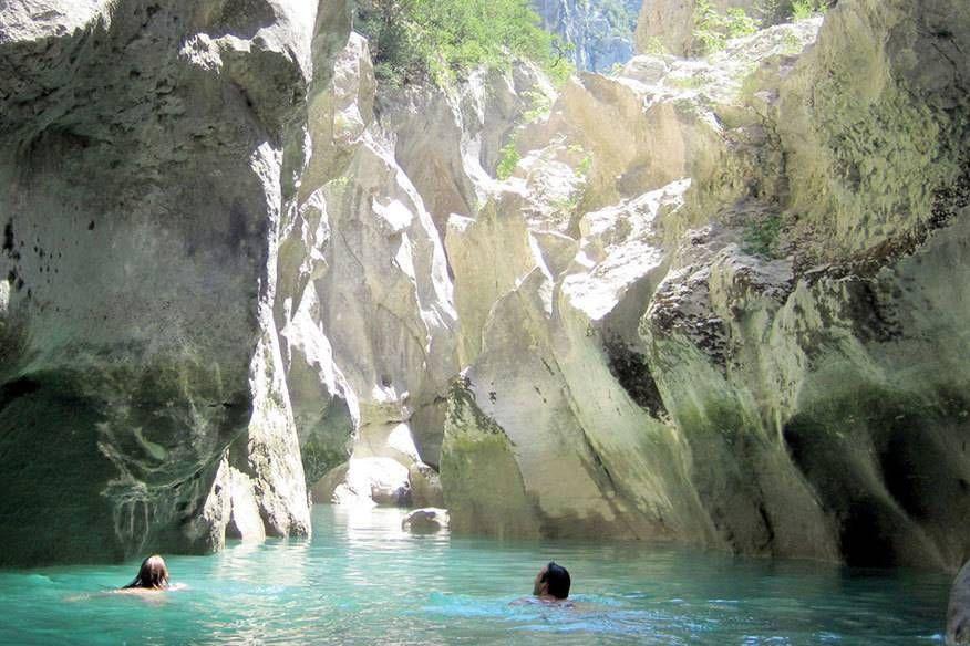 Das sind die schönsten Badestellen Frankreichs