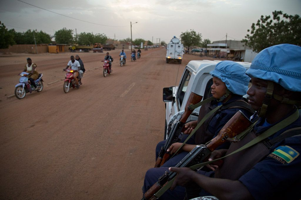 Mali: Ban welcomes the signature of the Agreement for Peace and Reconciliation by remaining parties