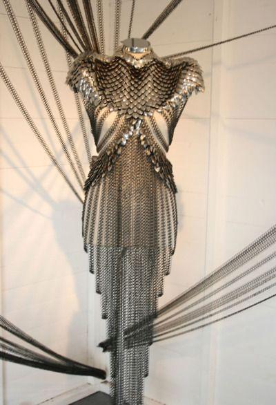 Knight dress