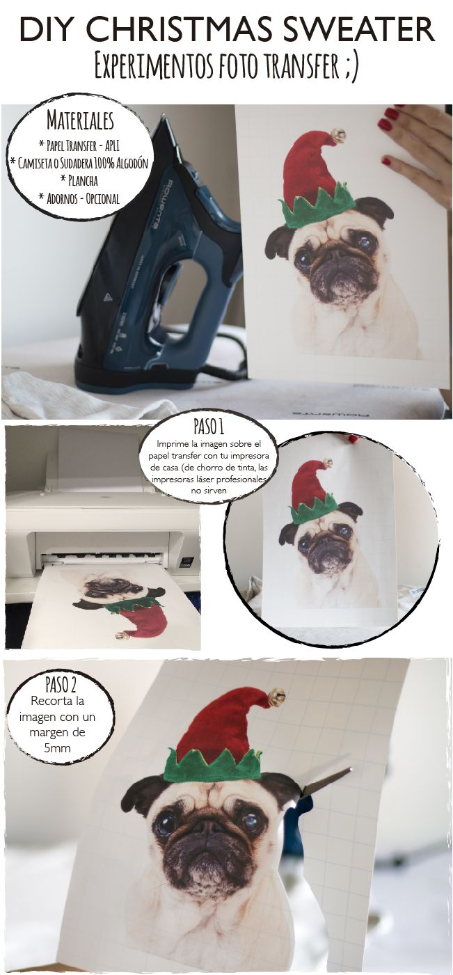 Dare to DIY: DIY Jersey navideño