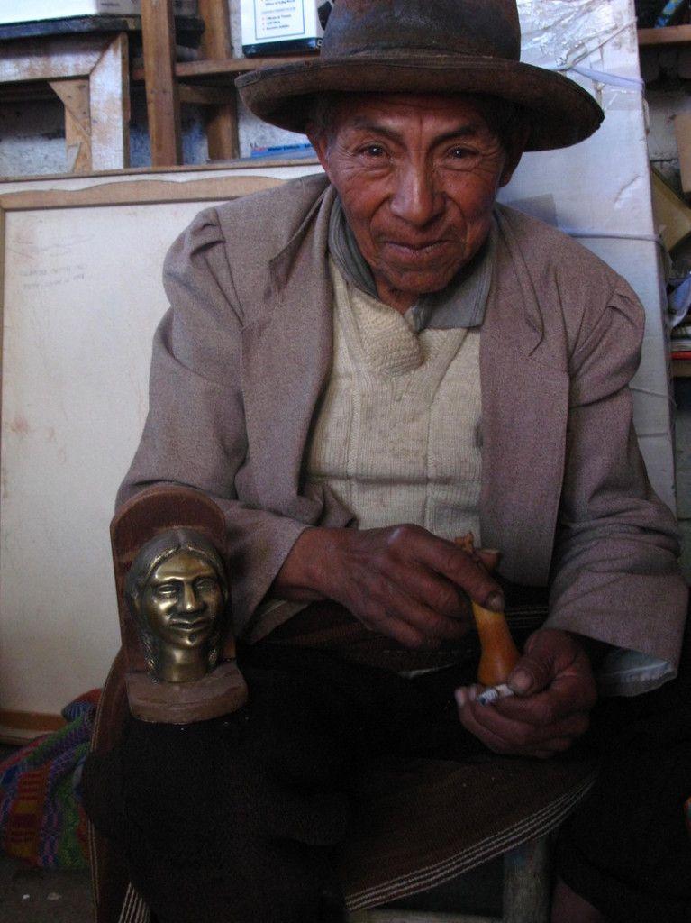 Shaman, voyage au Pérou