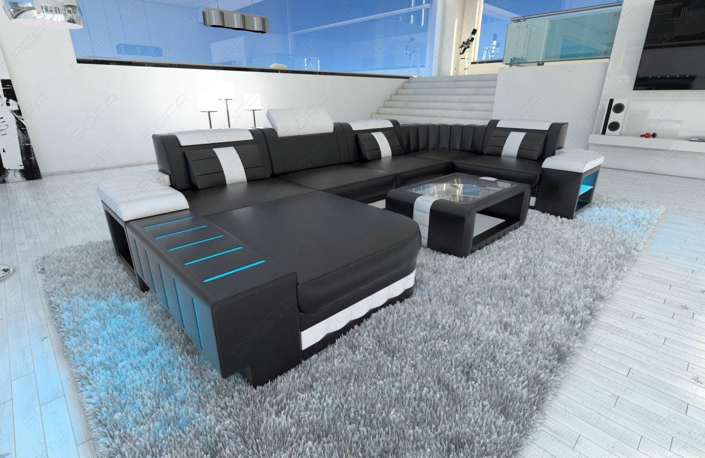 Amazon Com Design Sectional Sofa Bellagio Led U Shape Kitchen Dining Modern Fabric Sofa Modern Couch Sofa Design