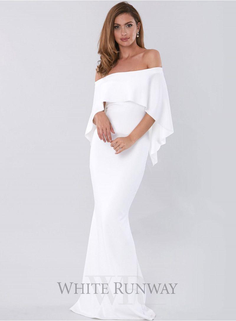 Composure Gown Gowns Pregnant Wedding Dress Off Shoulder Fashion