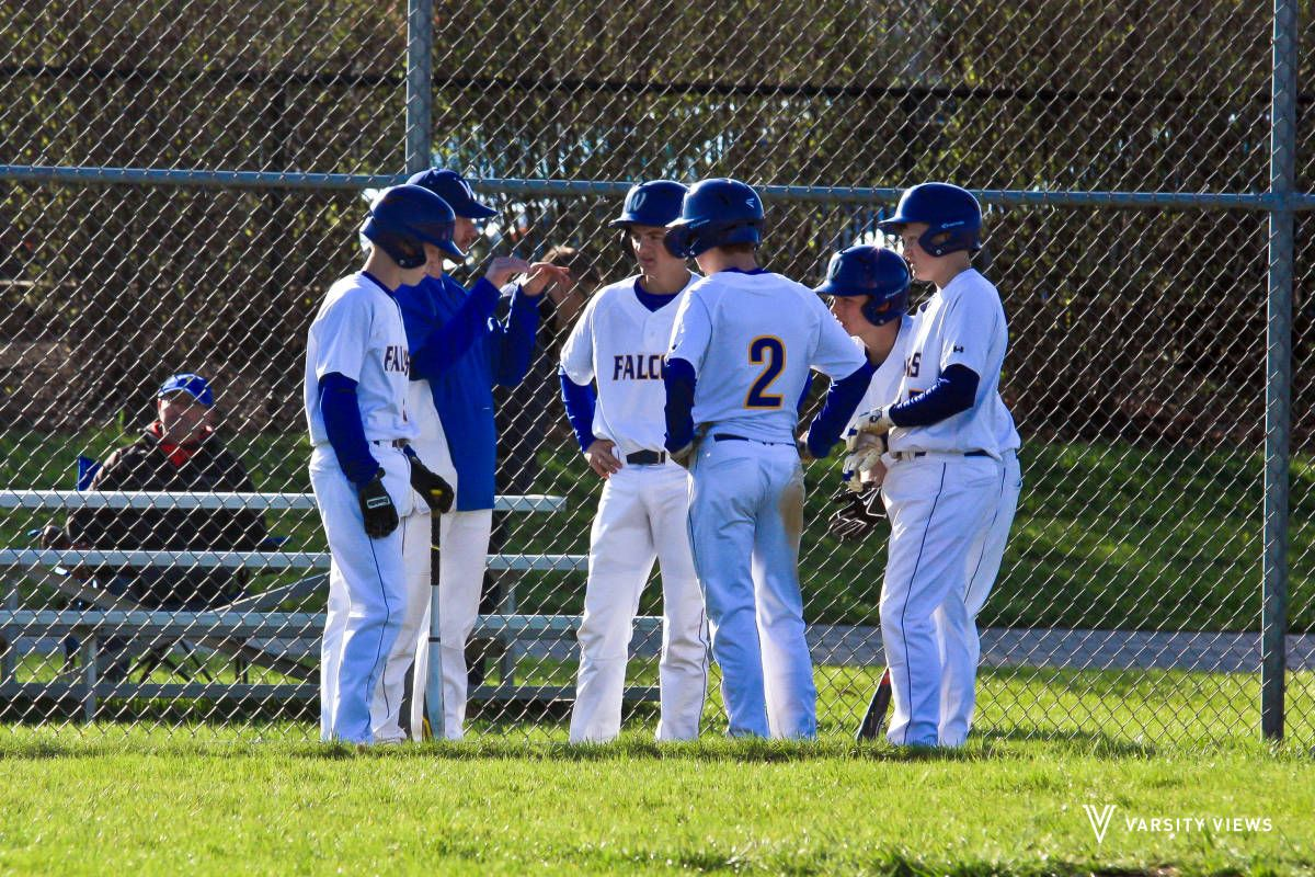Boys Freshman A Baseball Wheaton North Vs Metea Valley Freshman Wheaton Boys