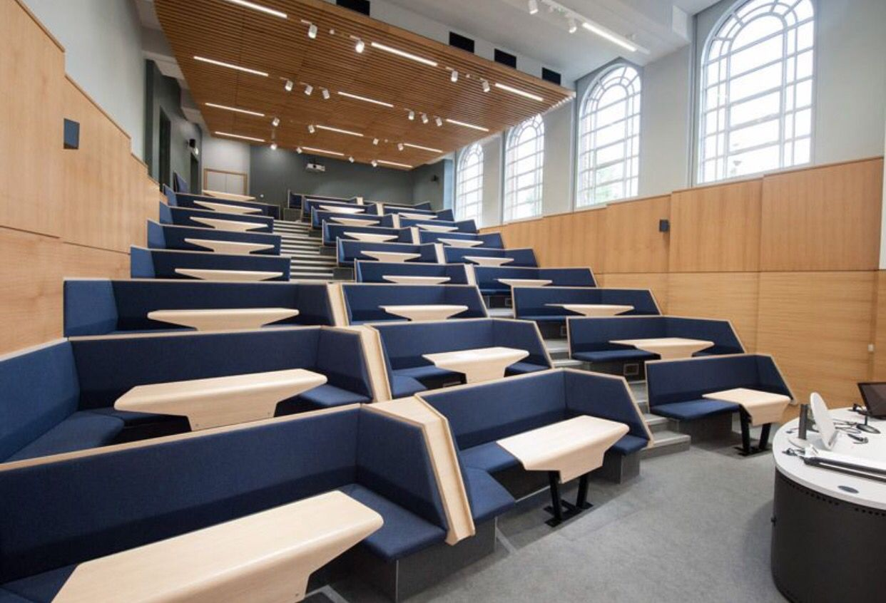 Lecture hall ideas
