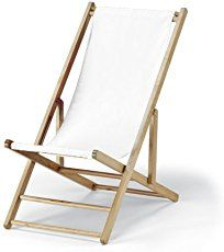 Outstanding Wood Folding Sling Chair Deck Chair Or Beach Chair Adult Ocoug Best Dining Table And Chair Ideas Images Ocougorg