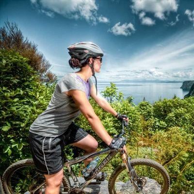 Cycling Mountain Biking In Taupo Bike Trails New Zealand