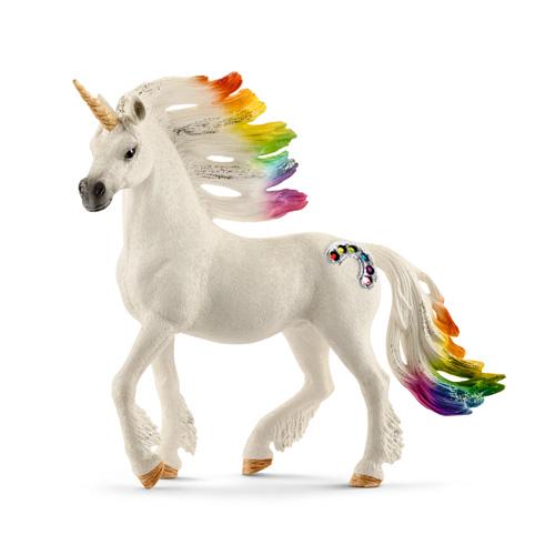 Schleich 70571 Sea Unicorn Stallion Bayala Toy Model Horse Figurine 2018 NIP