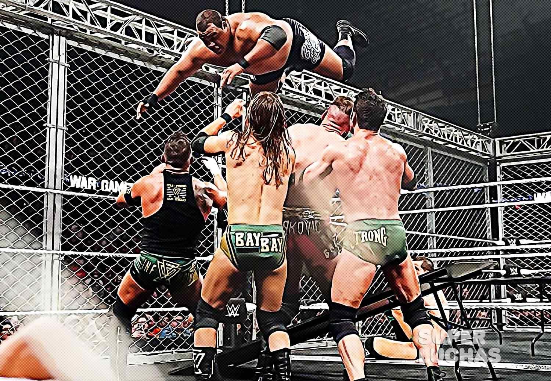 Lo bueno, lo malo y lo extraordinario de NXT TakeOver War