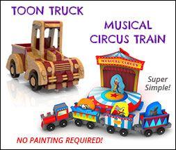 Toymakingplans Fun To Make Wood Toy Making Plans