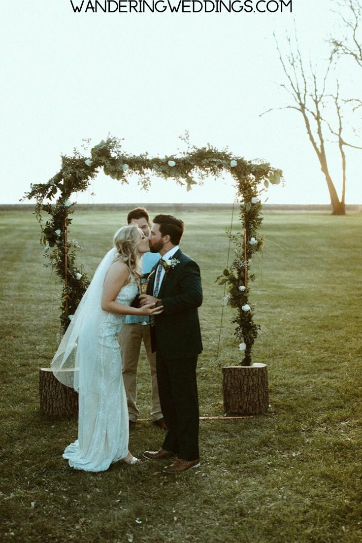 Live Stream Wedding Details Planning Tips Wandering Weddings In 2020 Wedding Backyard Wedding Ceremony Wedding Details