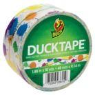 "Splash tape! Duck Tape Splat Paint Duct Tape 1.88""x10-yd."
