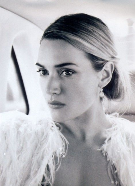 Kate Winslet-she is so beautiful and classy