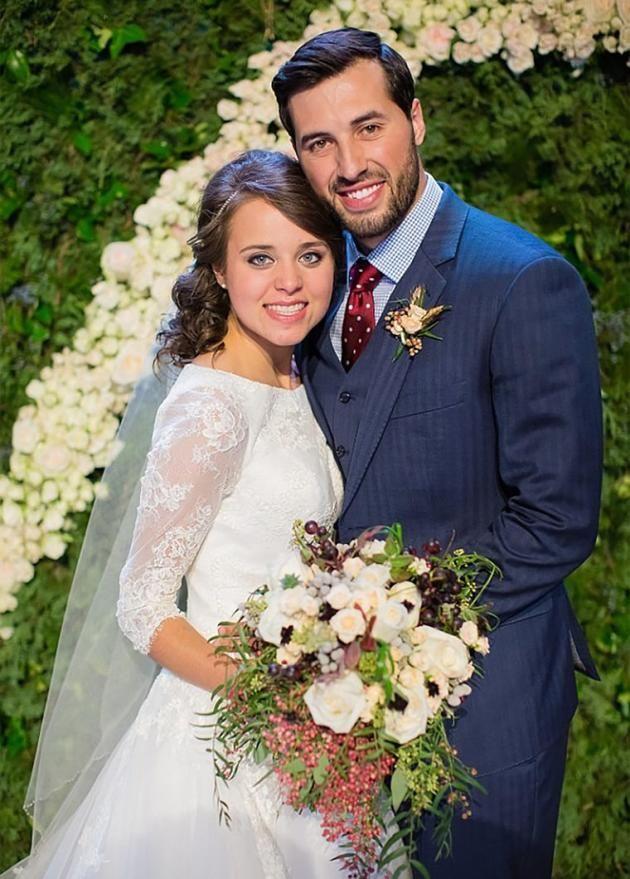 Jinger Duggar Wedding Dress Jinger Duggar Wedding Duggar Wedding Wedding Dresses
