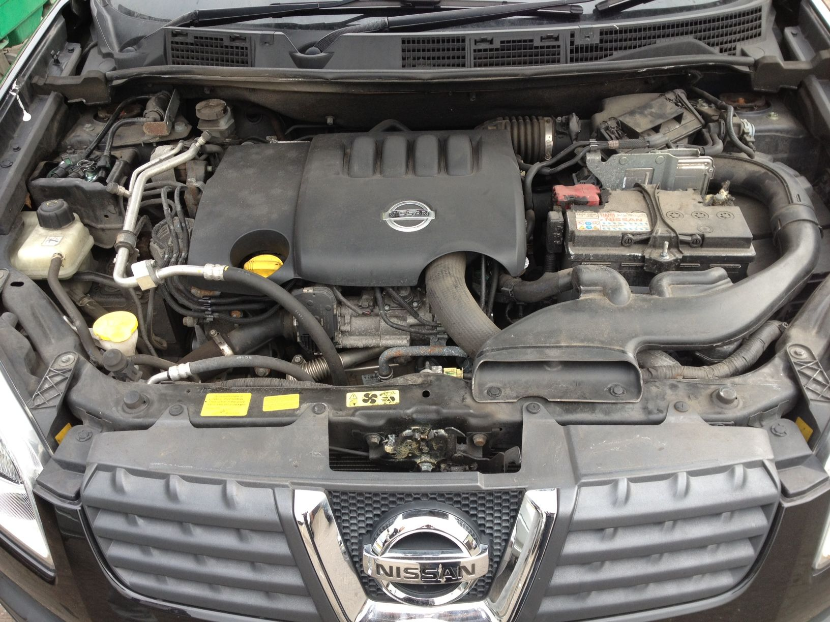 Nissan Qashqai Dpf Light - Nissan Cars Review Release