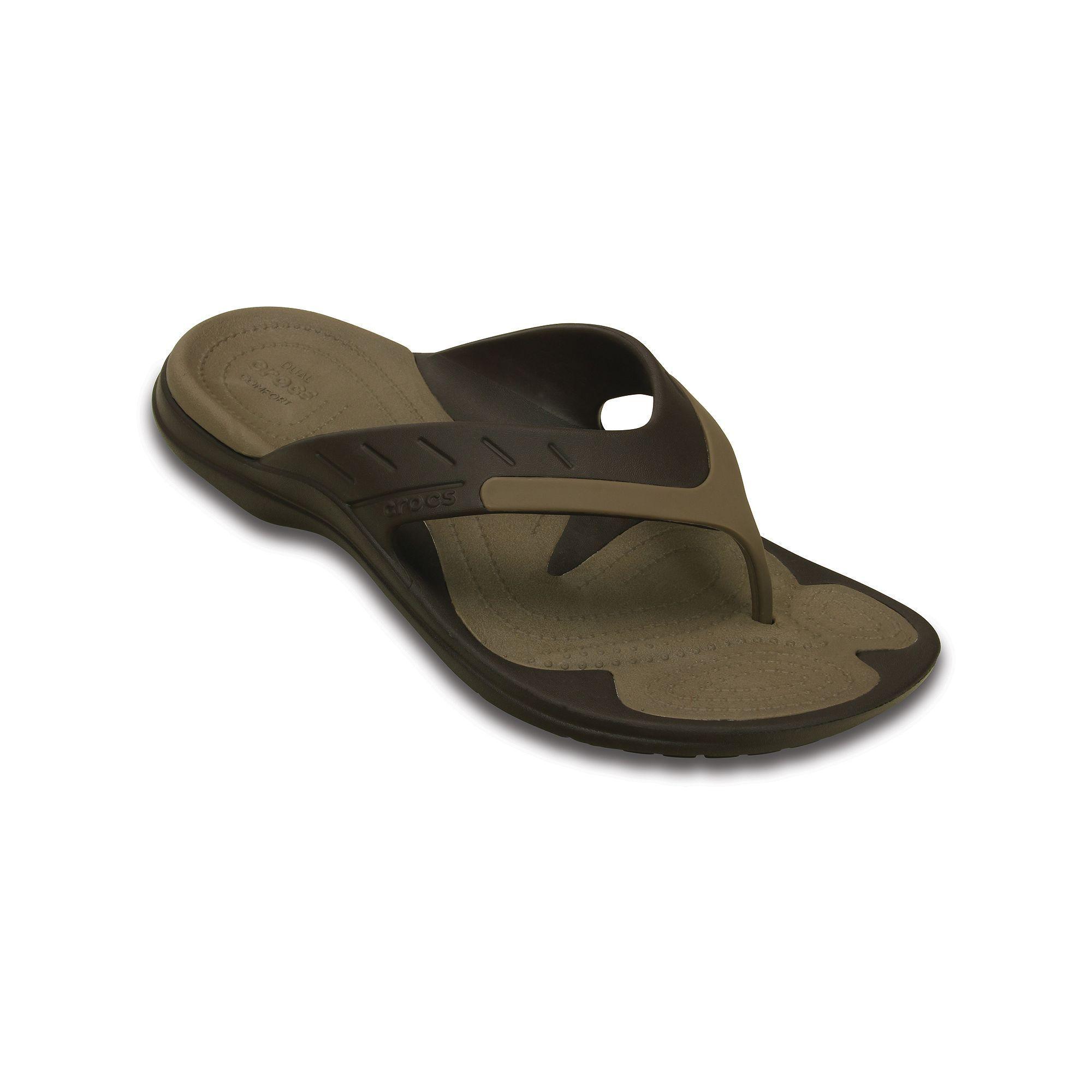 fånga köpa billigt stor rea Crocs MODI Men's Sport Flip-Flops | Mens flip flops, Flip flop ...