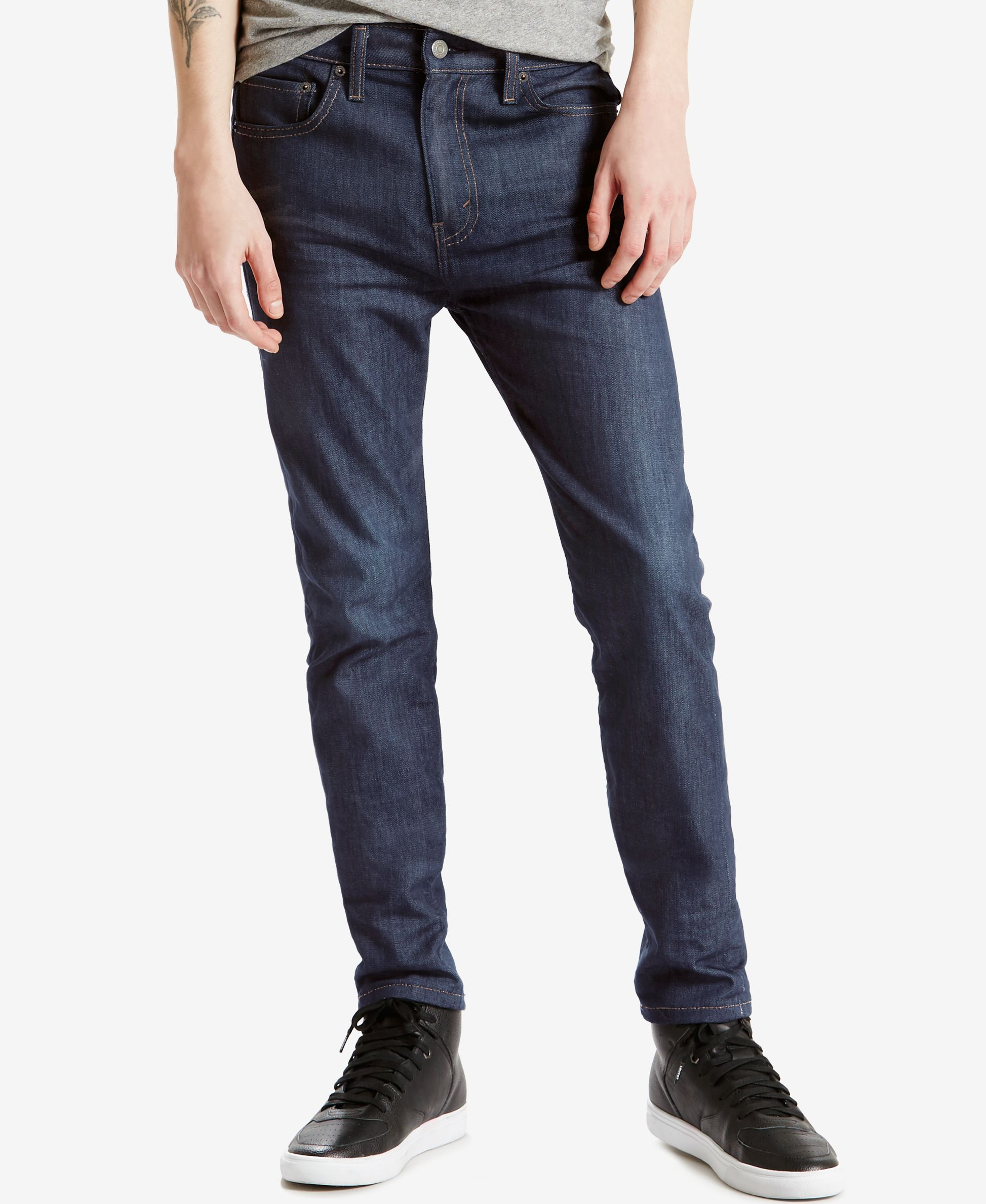 7d5465597ad Levi's Men's 510 Skinny-Fit Commando Jeans | Products | Skinny fit ...