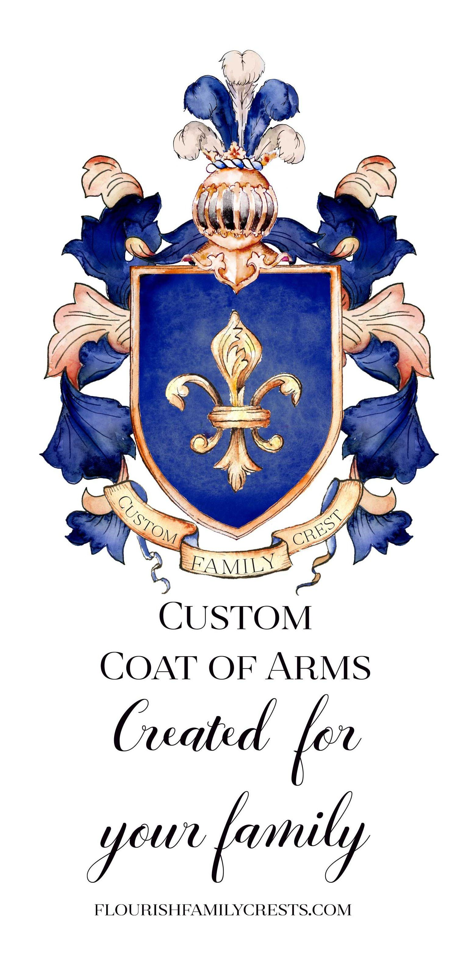crest arms coat own certificate kaynak