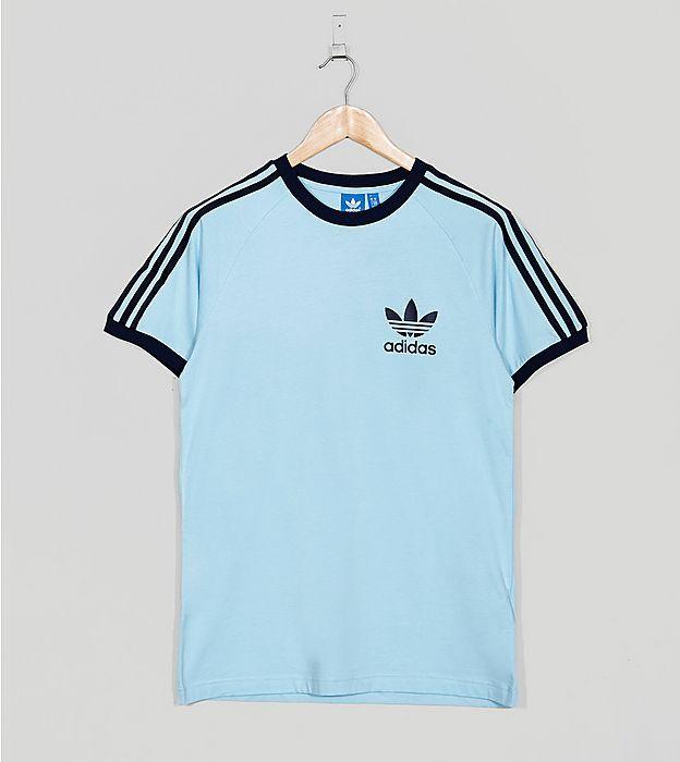 adidas california t shirt navy