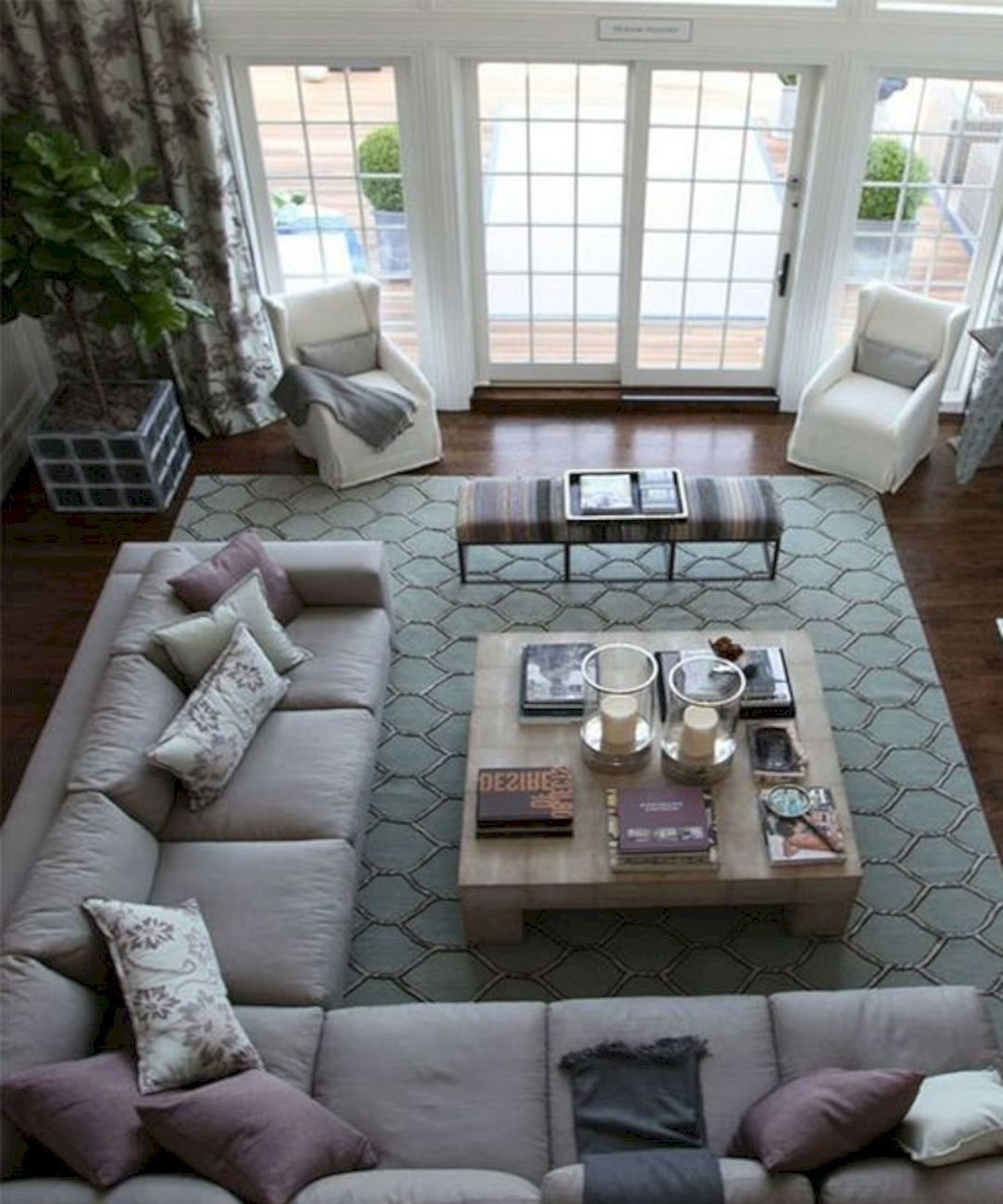 15 Amazing Furniture Layout Ideas To Arrange Your Family