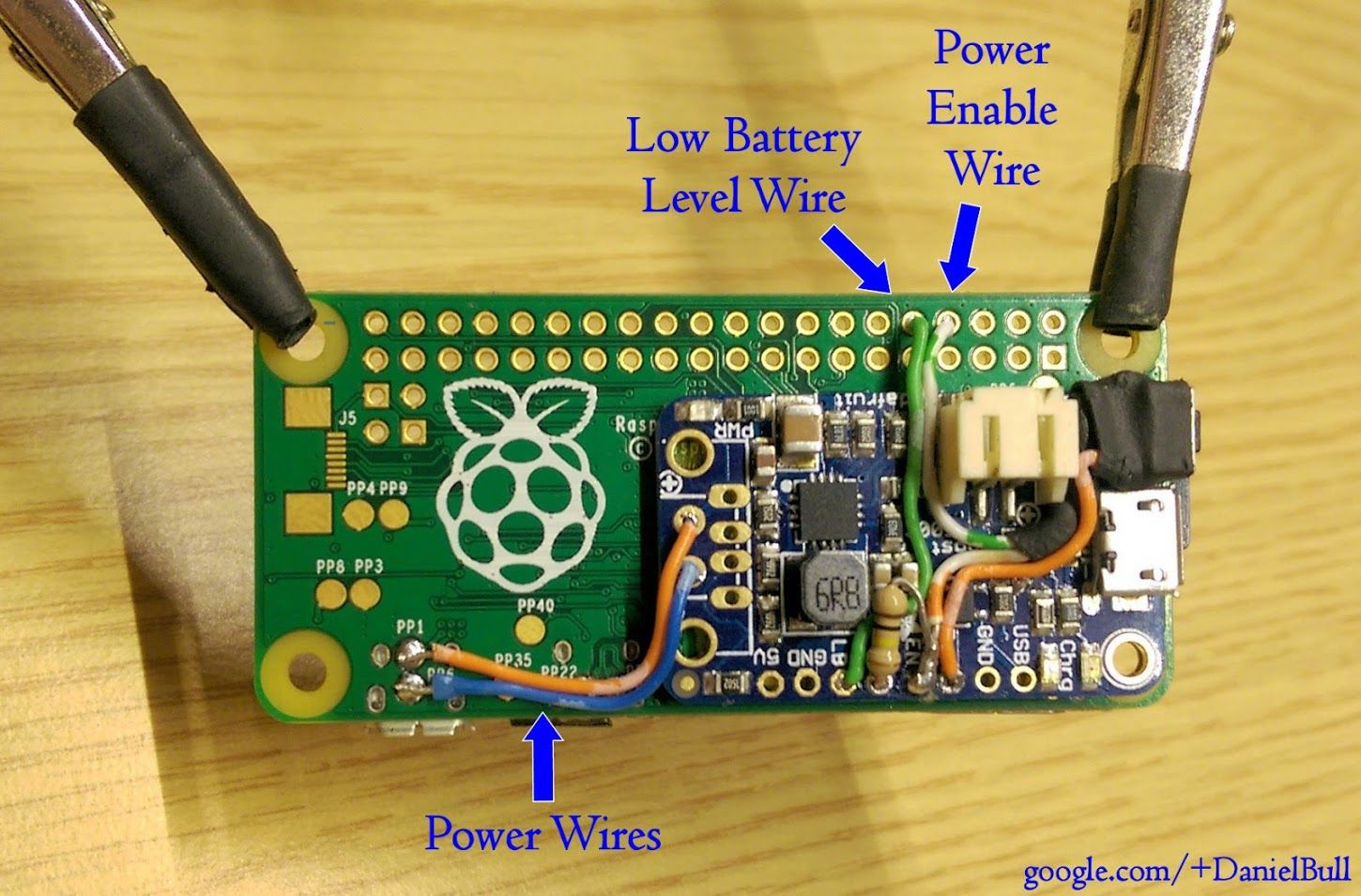 53 Coolest Diy Mason Jar Gifts Other Fun Ideas In A Joy Raspberry Pi Wiring Daniel Bull Has Written Up Some Excellent Instructions For And Soldering An Adafruit Powerboost Lipo Charger Onto