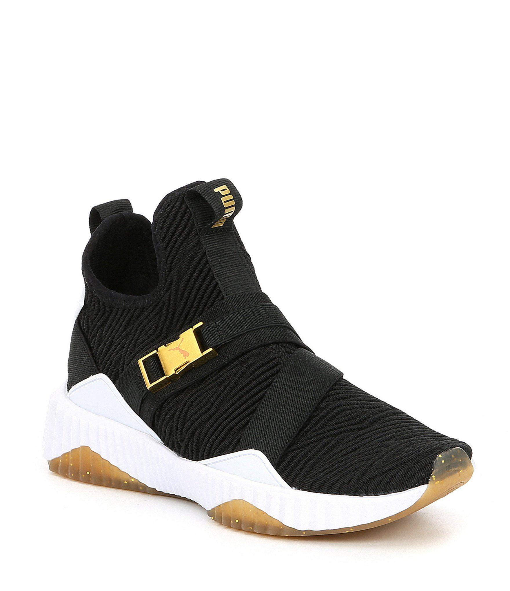 Defy Mid Varsity Sneakers