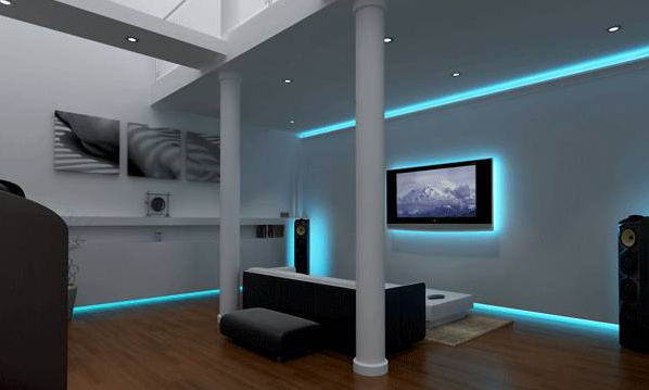 Led Lighting Ideas Home