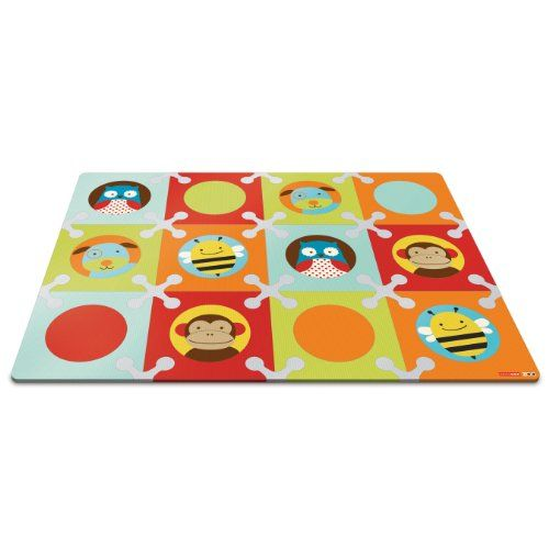 Skip Hop Zoo Playspot Click Image Twice For More Info See A Larger Selection Of Baby Activity Play Cent Foam Tiles Interlocking Foam Tiles Foam Floor Tiles
