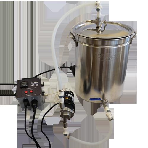 Wort Hog 5 Gallon Biab 120v Brewing Home Brewing Beer Brewing