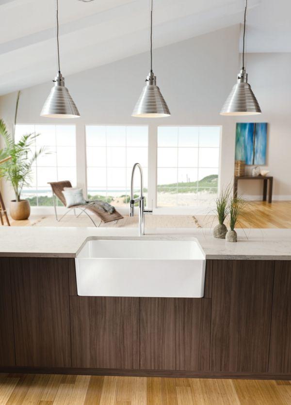 Spülen für die Küche u2013 pflegeleicht und überraschend günstige - laminat für die küche