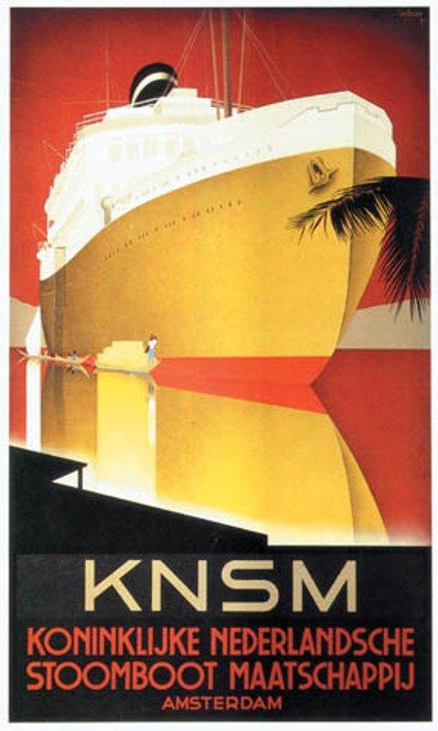 KNSM Affiche